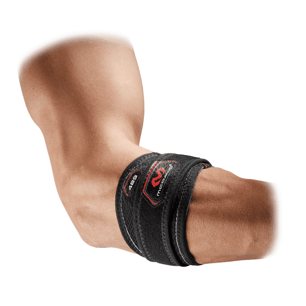 TENNIS ELBOW SUPPORT STRAP WITH PADS