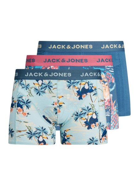 TROPIC PINEAPPLE TRUNKS 3 PACK JR