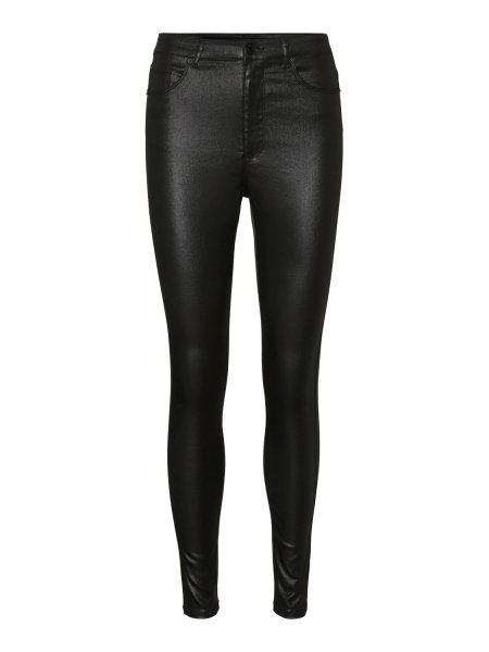 LOA HIGH RISE SKINNY S COATED PANT